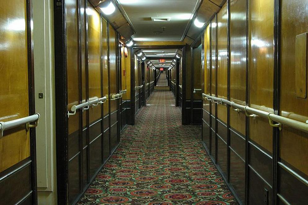 What's the most haunted place in the U.S.?