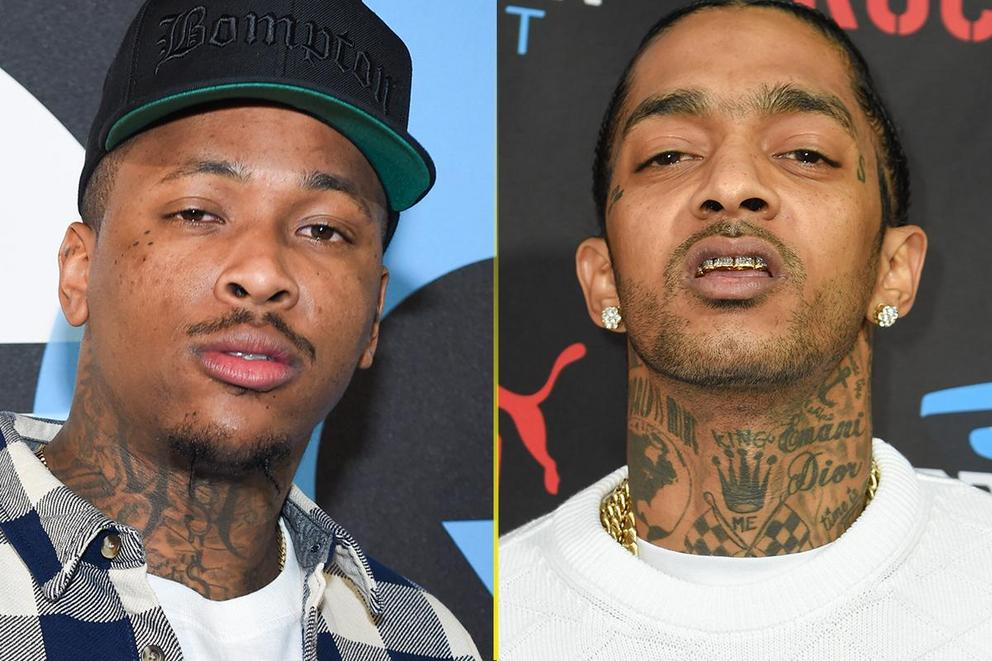 Favorite West Coast rapper: YG or Nipsey Hussle?