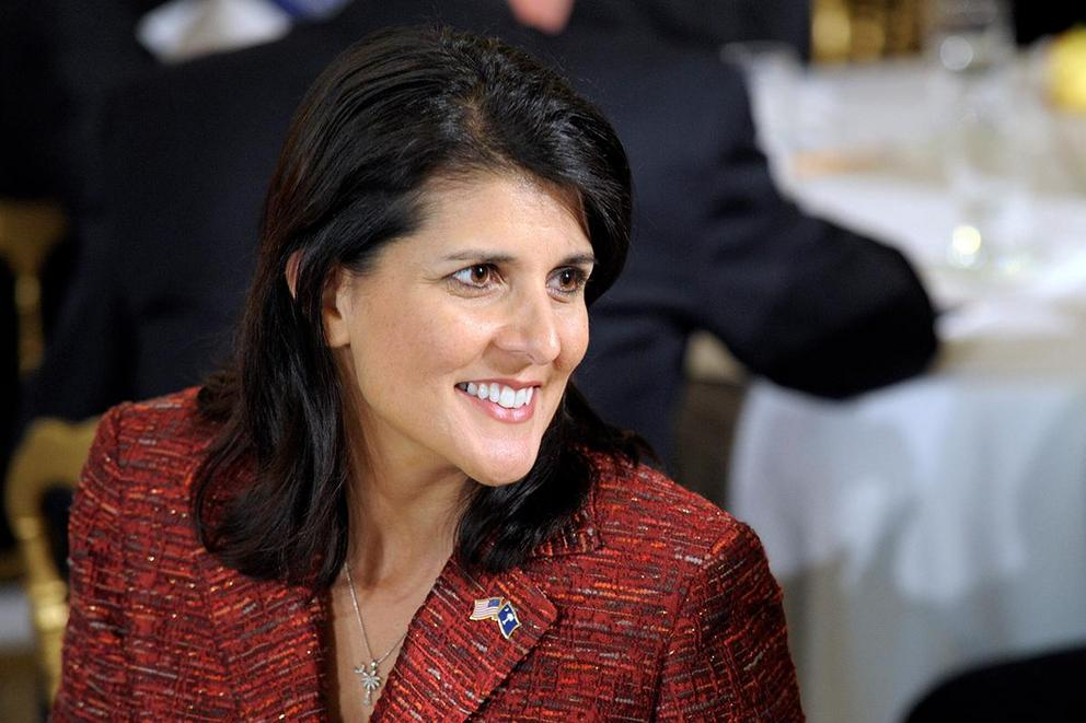 Should Nikki Haley run for president?