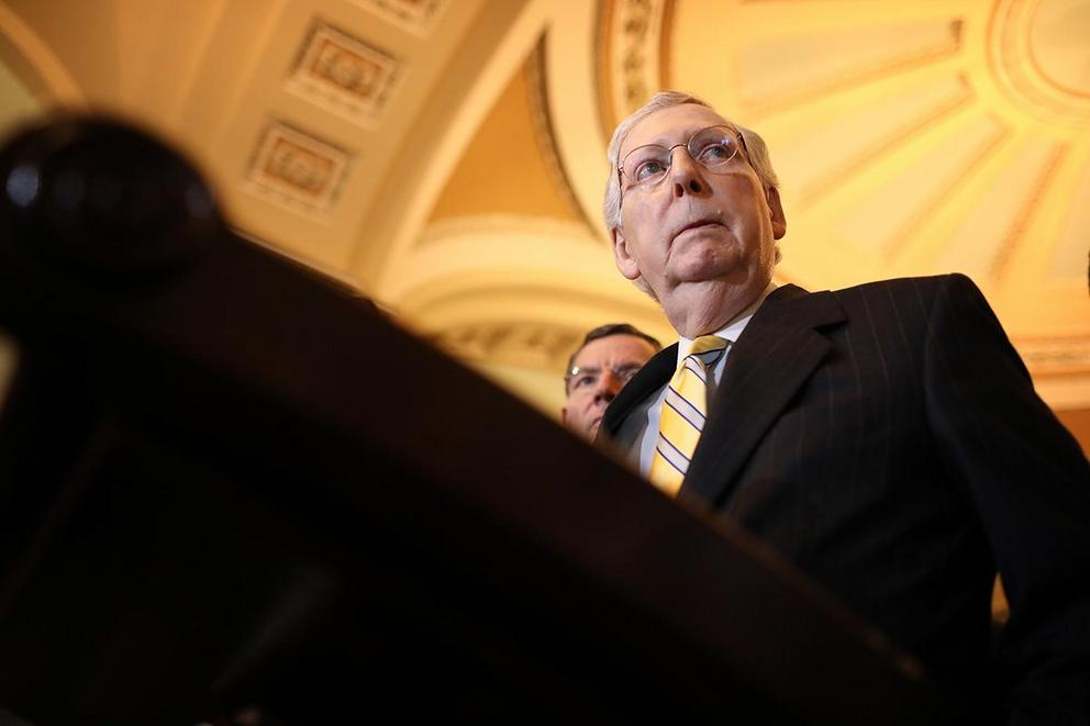 Will Mitch McConnell handle the impeachment trial fairly?