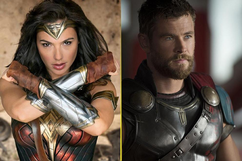 Superhero movie of the year: 'Wonder Woman' or 'Thor: Ragnarok'?