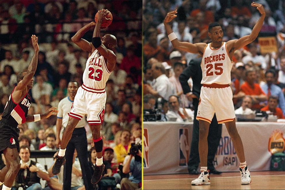 Most clutch NBA player: Michael Jordan or Robert Horry?