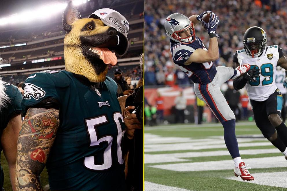 Who will win Super Bowl LII: Philadelphia Eagles or New England Patriots?