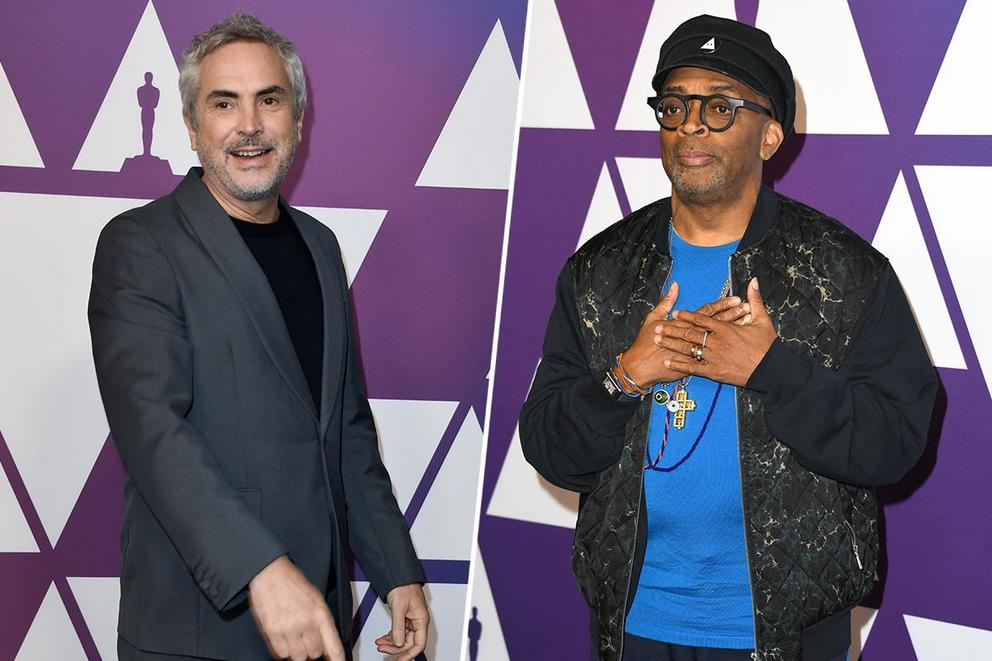 2019 Oscars Best Director: Alfonso Cuarón or Spike Lee?