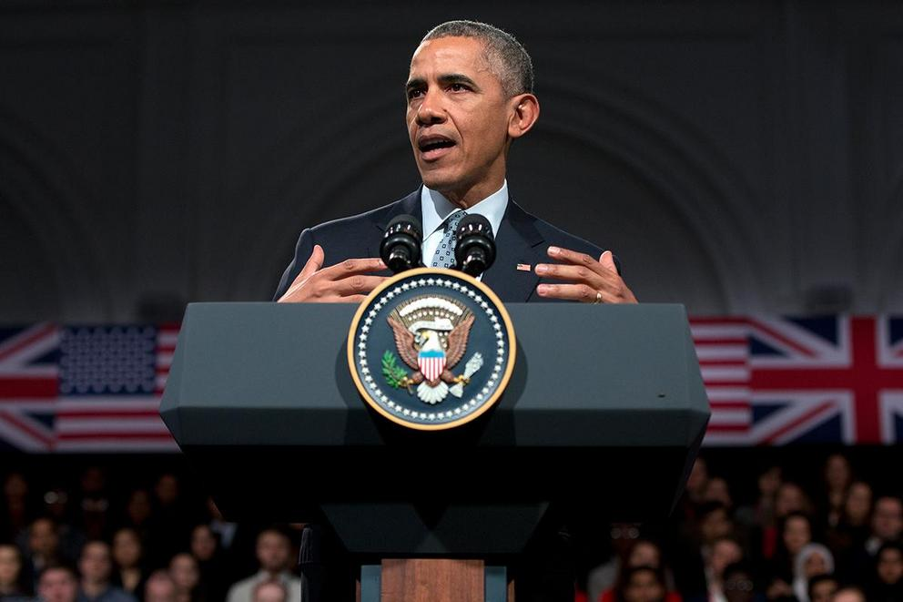 Obama is sending 250 more troops to Syria