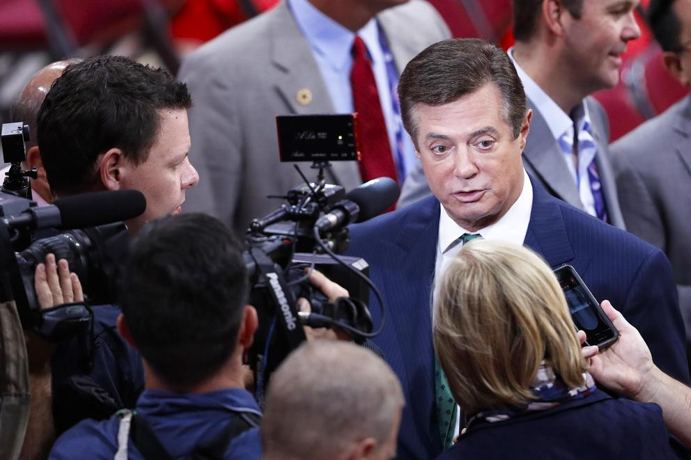 Should the FBI investigate Trump campaign chief Paul Manafort?