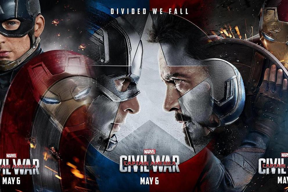 Captain America or Iron Man: Fans choose sides before 'Civil War'