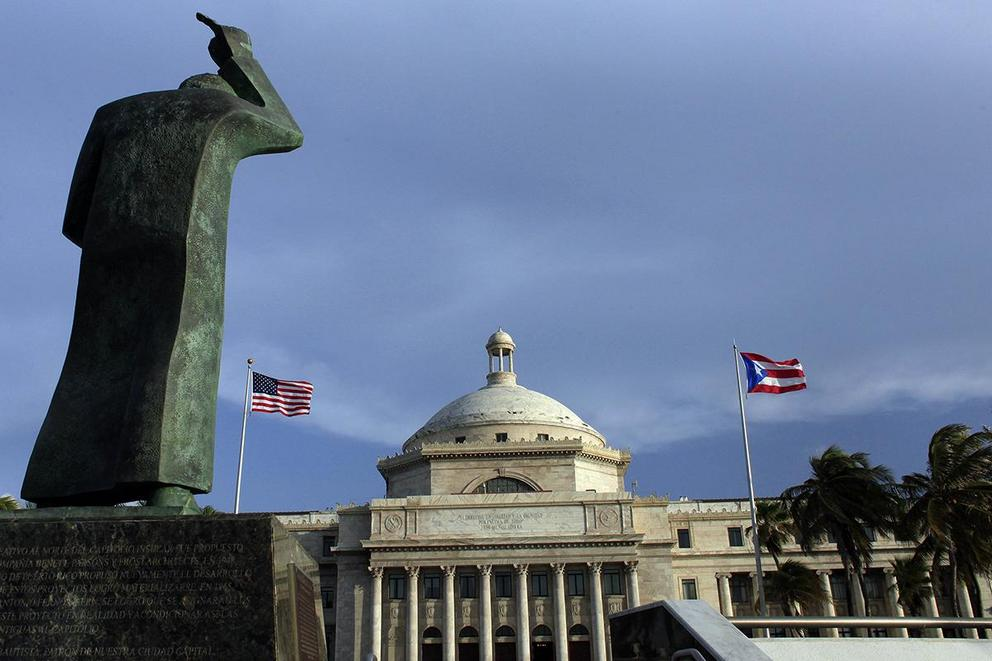 Are the recent efforts to help Puerto Rico taking away its independence?