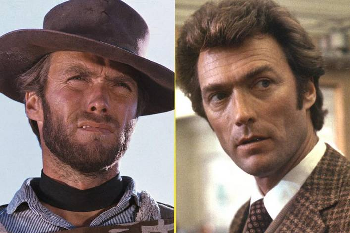 Clint Eastwood's most iconic role: Man With No Name or Dirty Harry?