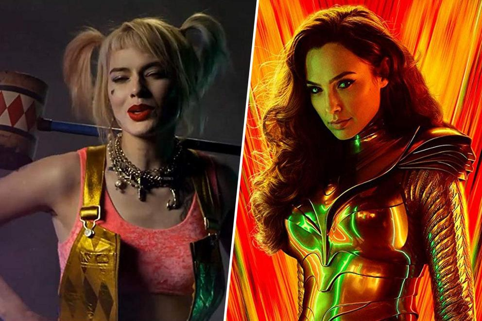 Most anticipated 2020 DC movie: 'Birds of Prey' or 'Wonder Woman 1984'?