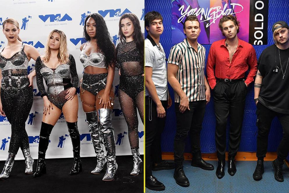 Ultimate Pop Group Fan Army: Harmonizers or 5SOSFam?