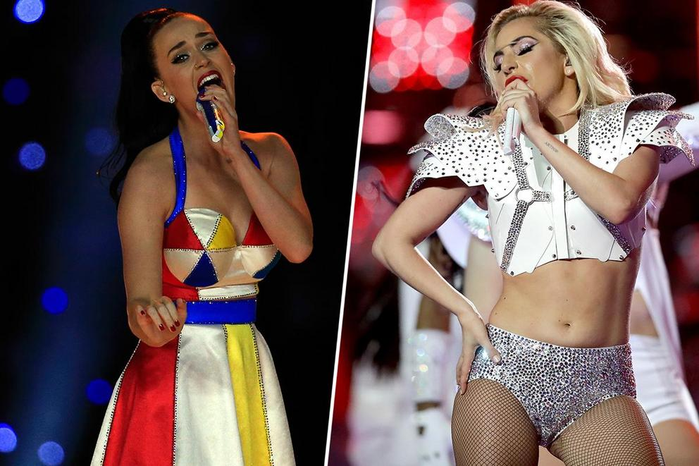 Most iconic Super Bowl halftime show: Katy Perry or Lady Gaga?