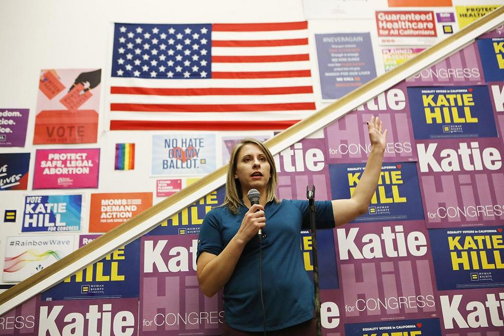 Did Rep. Katie Hill deserve to resign?