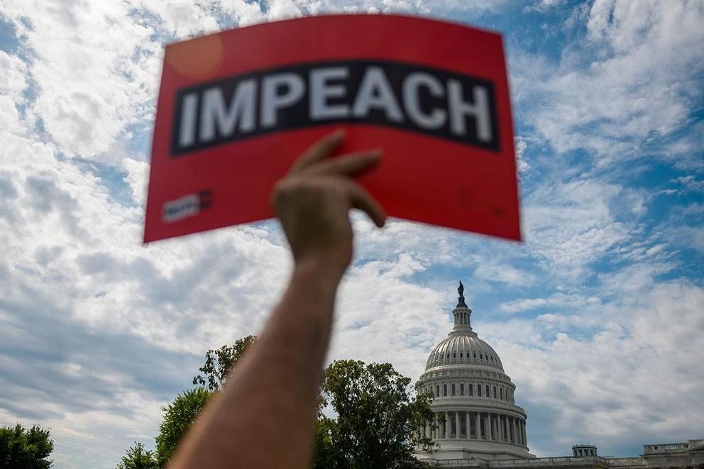 Will you watch the impeachment hearings?