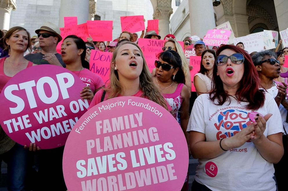 Should taxpayer dollars fund Planned Parenthood?