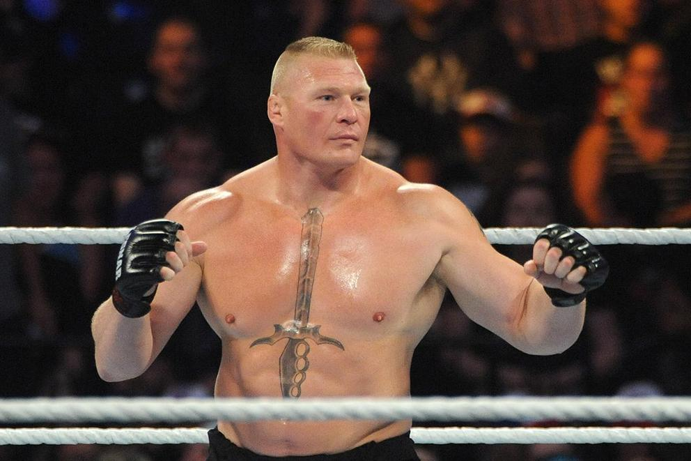 Should WWE ban Brock Lesnar?