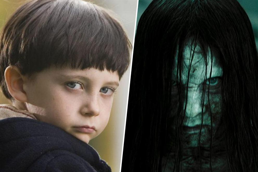 Which film had the scariest kid: 'The Omen' or 'The Ring'?