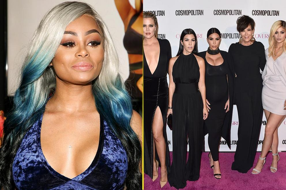 Whose side are you on: Blac Chyna or the Kardashians?