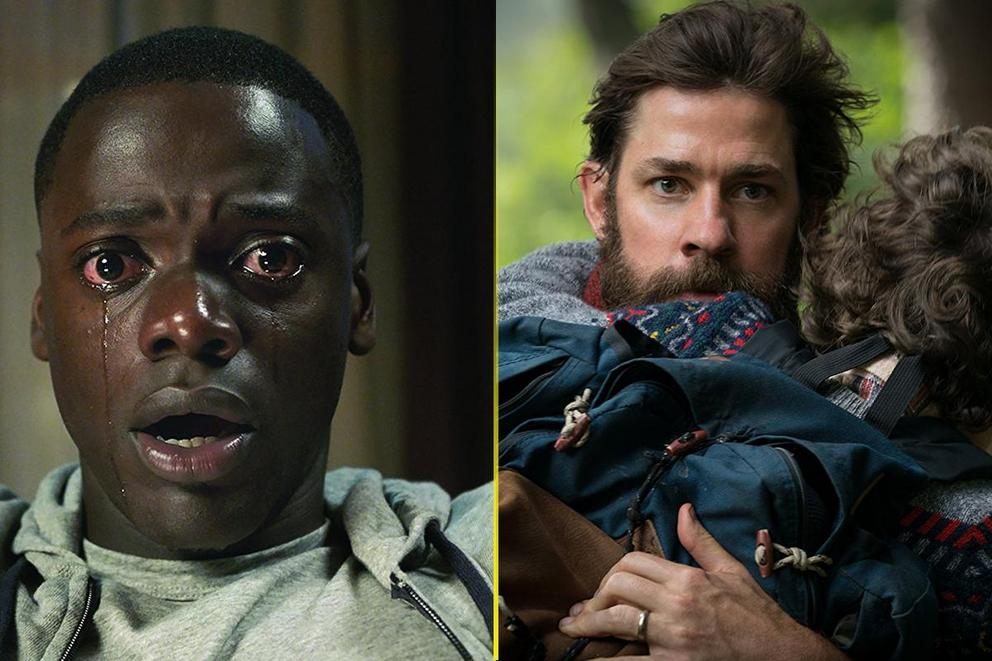 Favorite suspenseful horror flick: 'Get Out' or 'A Quiet Place'?