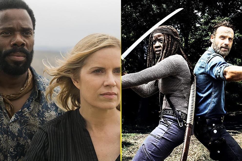 Does 'Fear the Walking Dead' top 'The Walking Dead'?