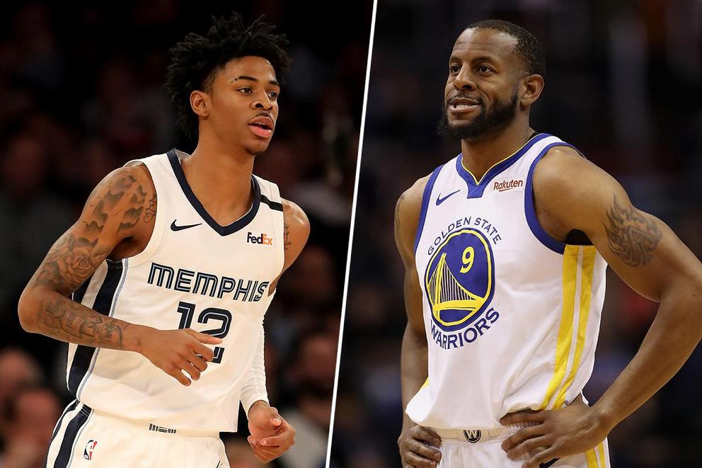 Ja Morant vs. Andre Iguodala: Who are you siding with in this NBA beef?