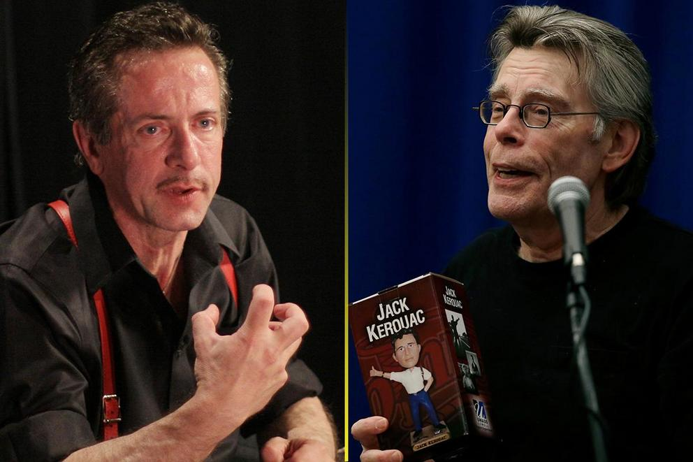 Who's the best horror writer: Clive Barker or Stephen King?