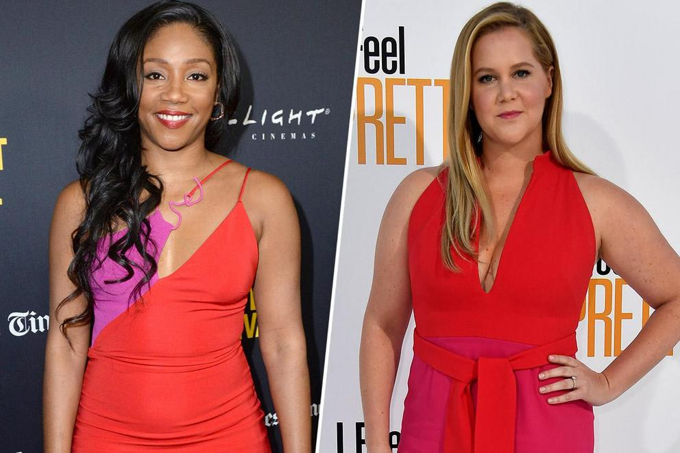 Who's your favorite comedian: Tiffany Haddish or Amy Schumer?