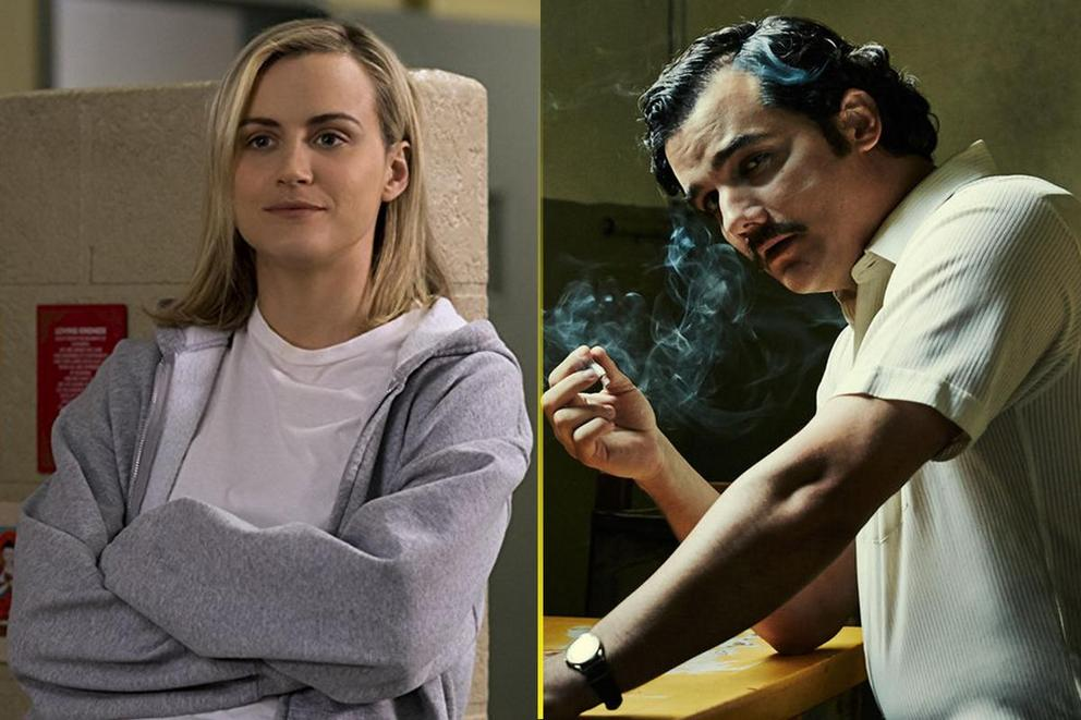 Best Netflix original drama: 'Orange is the New Black' or 'Narcos'?