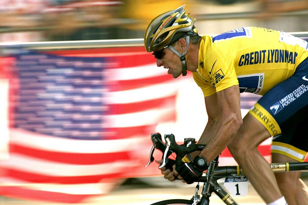 Did Lance Armstrong cheat or even the playing field?