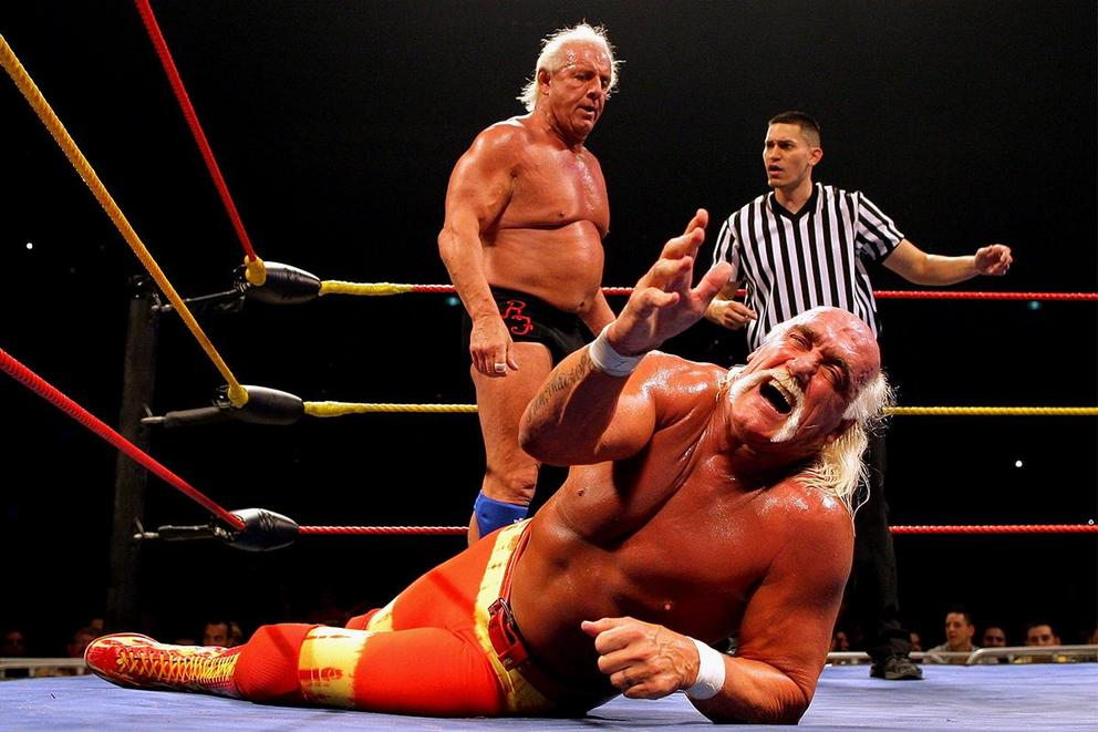 Greatest wrestler of all time: Ric Flair or Hulk Hogan?