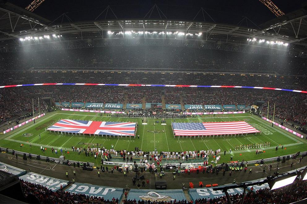 Should the NFL have a team in London?