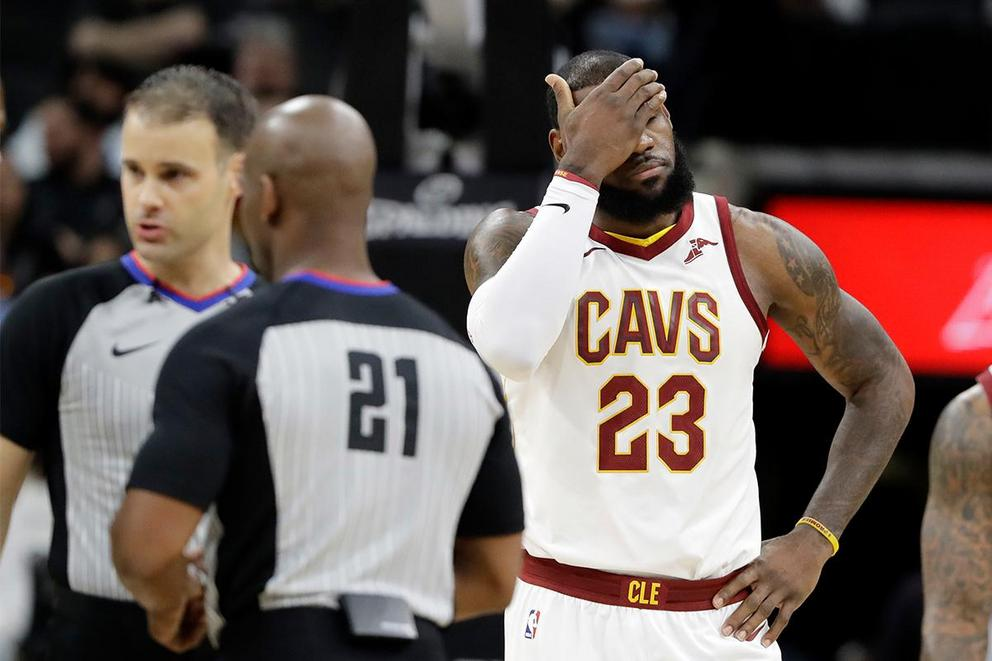 Should LeBron James leave the Cavaliers?