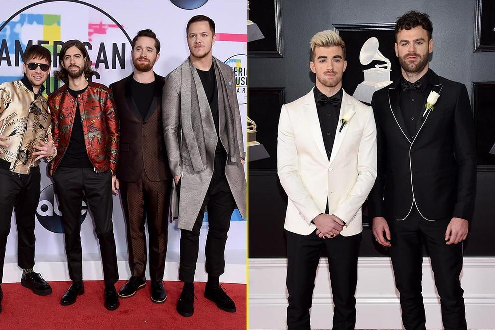 iHeartRadio Best Duo/Group of the Year: Imagine Dragons or the Chainsmokers?
