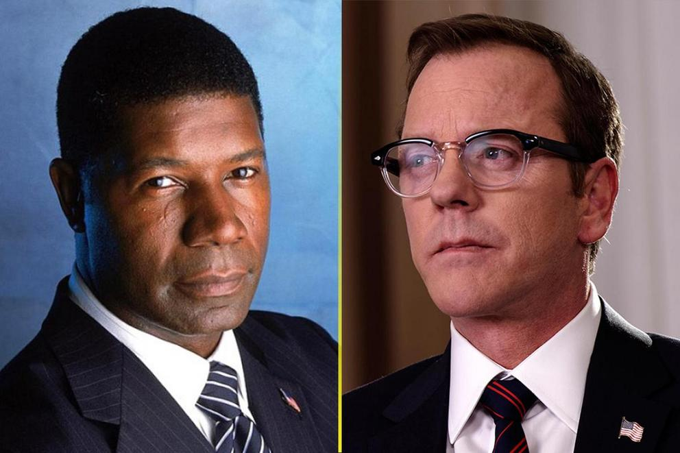 Best TV president in a terrorist crisis: David Palmer or Tom Kirkman?