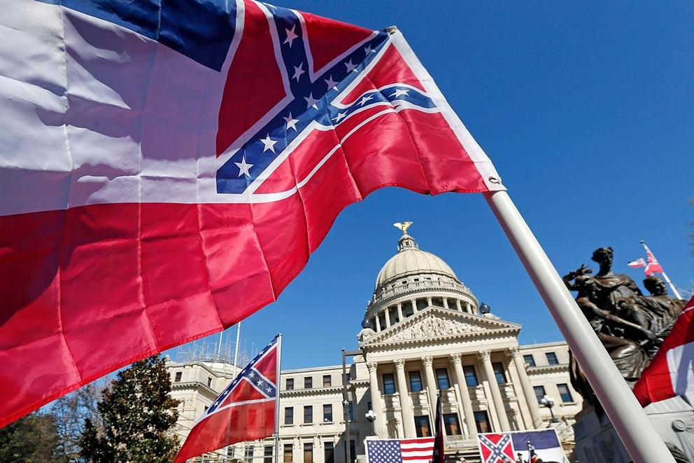 Should Mississippi change its state flag?