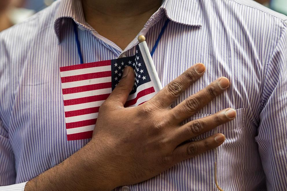 Should we get rid of the Pledge of Allegiance?