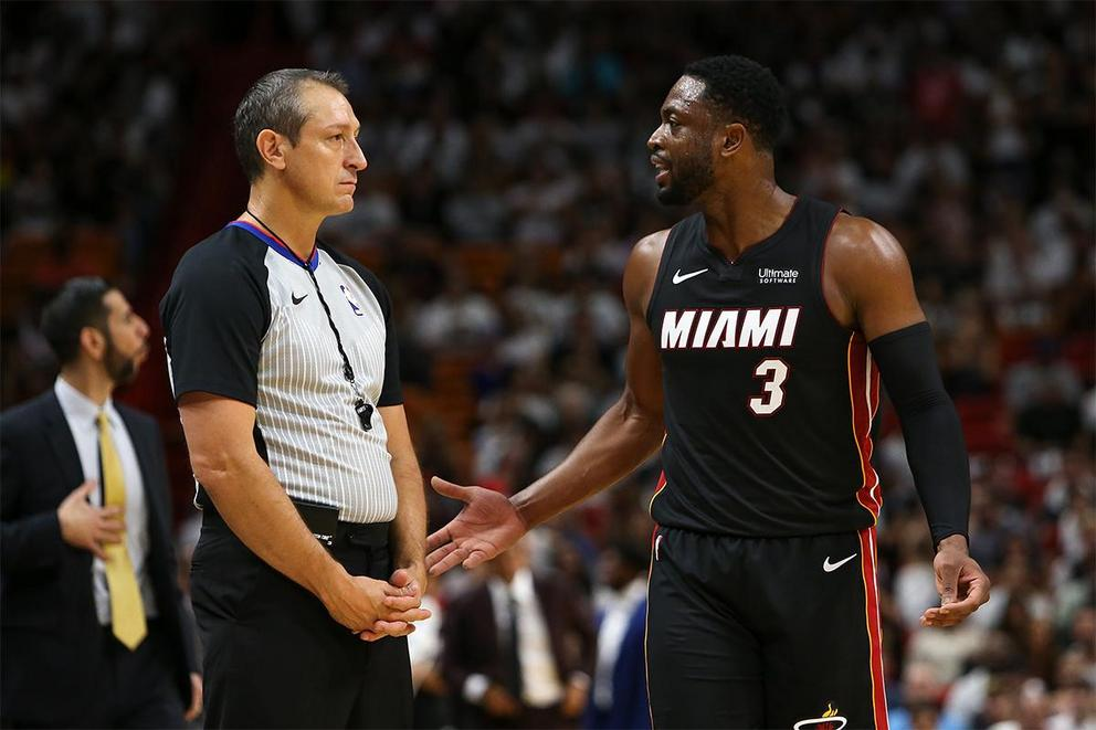 Are NBA referees too soft?