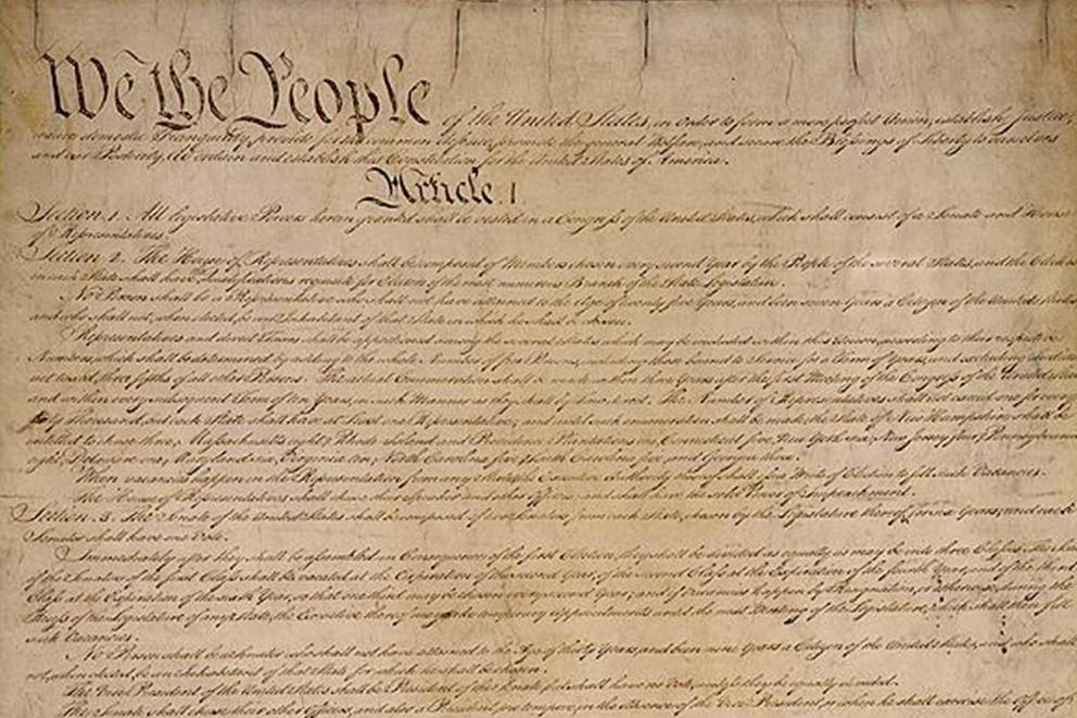 Should schools be required to teach the Constitution on Constitution Day?