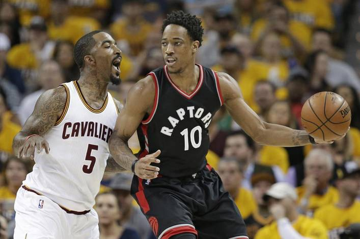 Who will win the 2017 NBA Semifinals: Cleveland Cavaliers or Toronto Raptors?