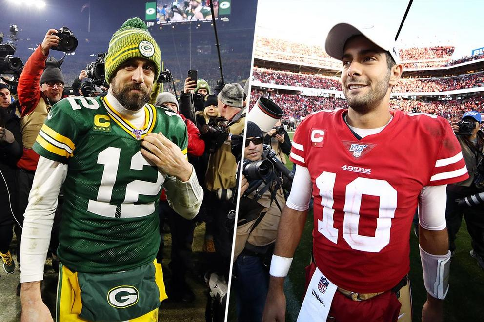 Who survives the NFC Championship: Packers or 49ers?