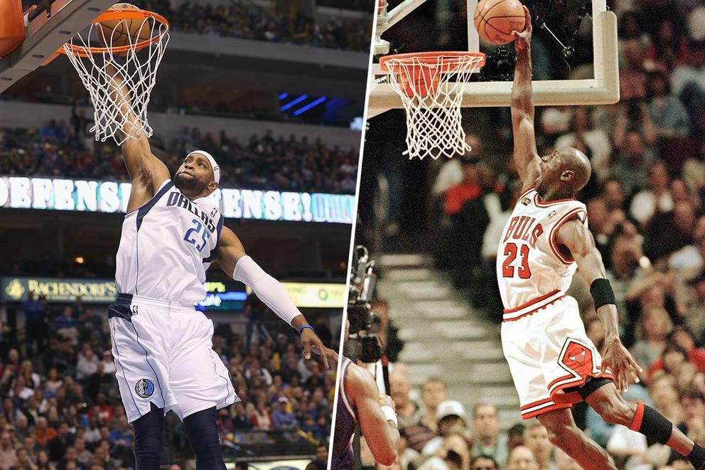 Who's the better dunker: Vince Carter or Michael Jordan?