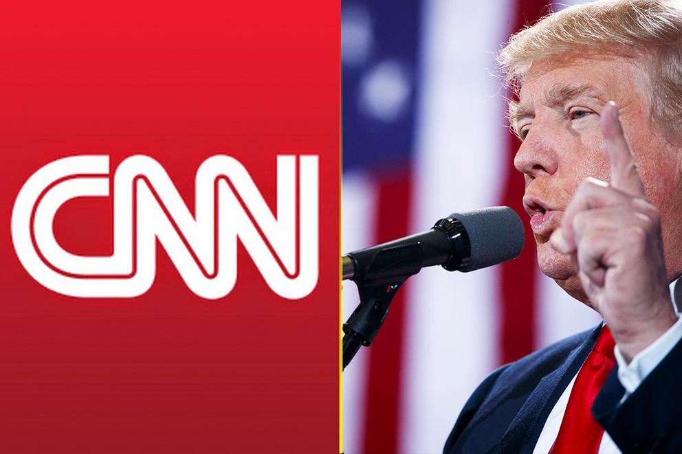 Who do you trust more: President Trump or CNN?