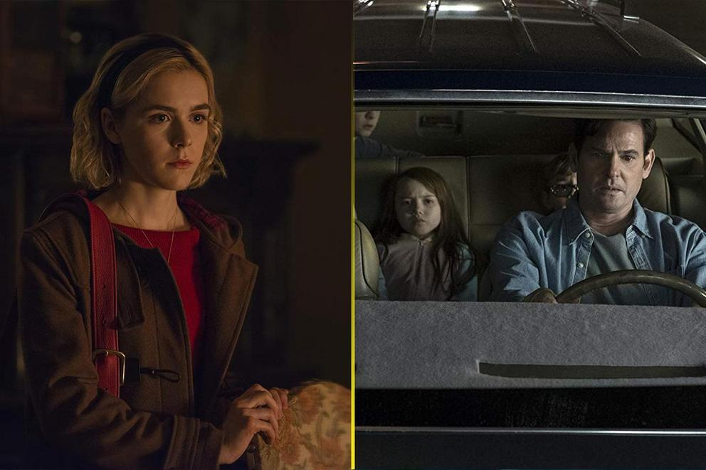 Best new Netflix horror show: 'Chilling Adventures of Sabrina' or 'The Haunting of Hill House'?