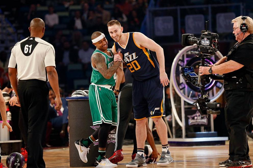 Does Gordon Hayward make the Boston Celtics a championship contender?