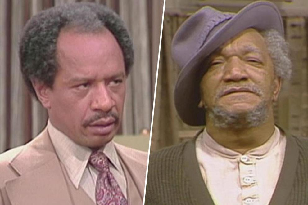 Favorite old school sitcom: 'The Jeffersons' or 'Sanford and Son'?