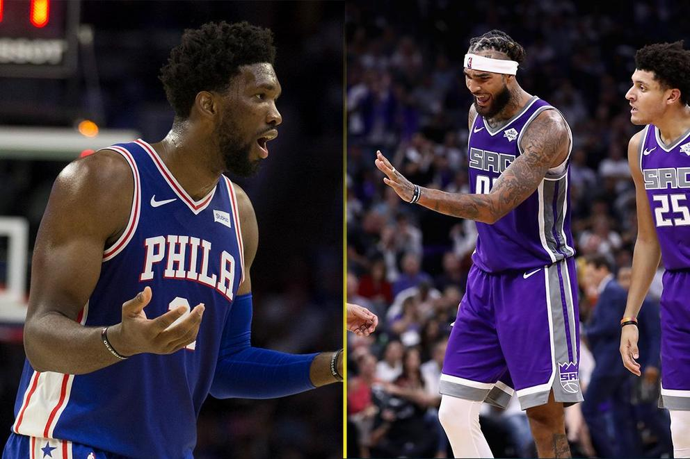 Best NBA Twitter account of 2018: Joel Embiid or Sacramento Kings?