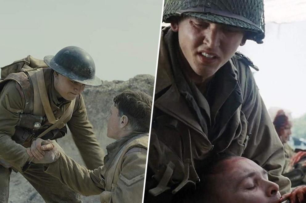 Fave brotherly war film: '1917' or 'Saving Private Ryan'?