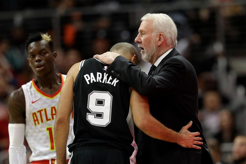Is it time for Tony Parker to hang it up?
