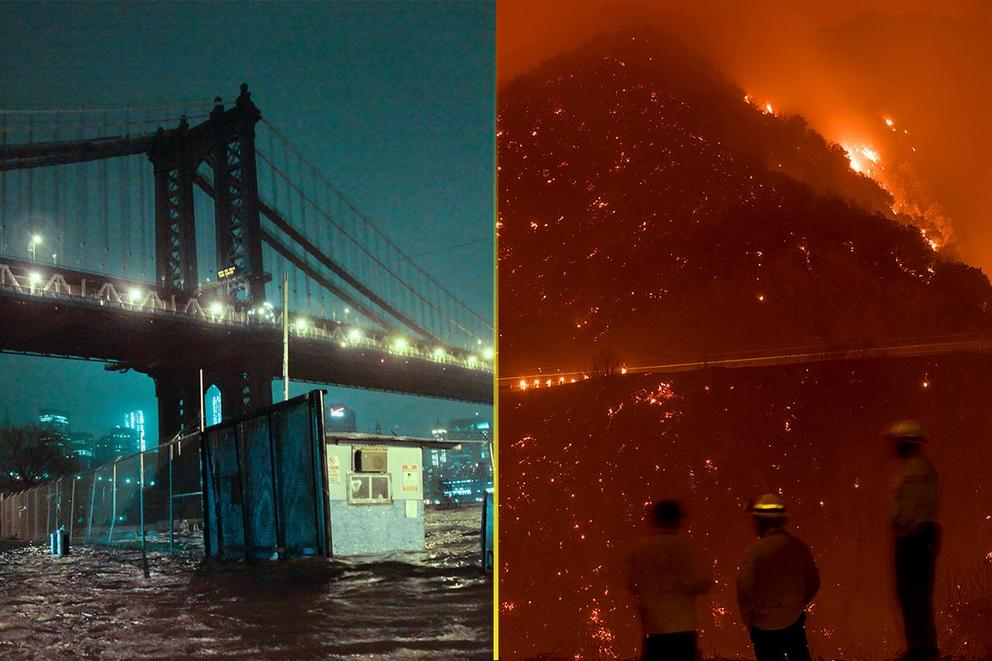Which city would survive the apocalypse: New York or LA?