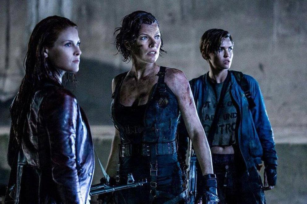 What's the verdict on 'Resident Evil: The Final Chapter'?